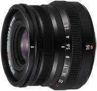 Объектив Fujifilm XF 16mm f/2.8 R WR