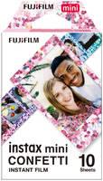Картридж Fujifilm Instax MINI Confetti, 10 снимков