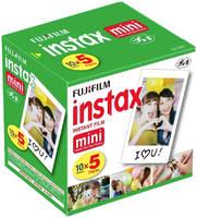 Картридж Fujifilm Instax Mini 50 снимков