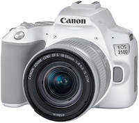 Зеркальный фотоаппарат Canon EOS 250D kit 18-55 IS STM