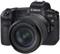 Беззеркальный фотоаппарат Canon EOS R Kit + RF 24-105/4-7.1 IS STM