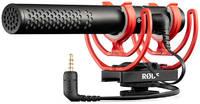 Микрофон RODE VideoMic NTG, направленный, моно, 3.5 мм
