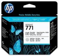 Набор печатающих головок HP 771 Photo /Light (CE020A)