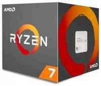 Процессор AMD Ryzen 7 3700X BOX (100-100000071BOX)