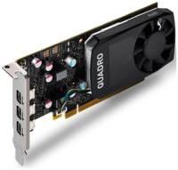 Видеокарта 2 Гб PNY NVIDIA Quadro P400 (VCQP400DVIV2-PB)
