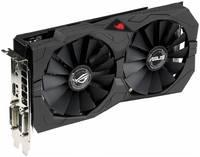 Видеокарта 8 Гб Asus AMD Radeon RX 570 ROG Strix (ROG-STRIX-RX570-O8G-GAMING)
