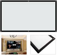 Экран для проектора OWLenz H100 настенный 100 дюймов
