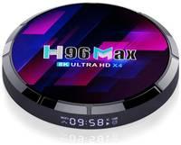 Андроид ТВ приставка H96 max 4/64 S905X4