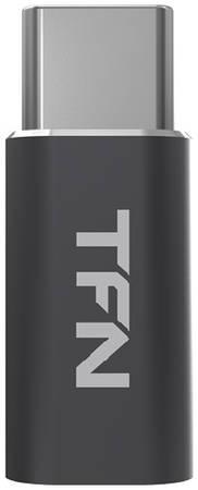 Адаптер-переходник TFN microUSB/USB-C Grey (TFN-AD-MICUSBC)