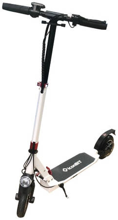 Электросамокат iconBIT Kick Scooter C80 (IK-2003W)