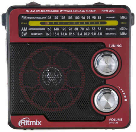 Радио Ritmix RPR-202