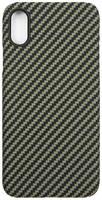 Чехол Barn&Hollis Carbon для iPhone X Matte (УТ000020717)