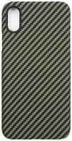 Чехол Barn&Hollis Carbon для iPhone XS Matte (УТ000020585)