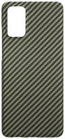 Чехол Barn&Hollis Carbon для Samsung Galaxy S20+ Matte (УТ000020854)