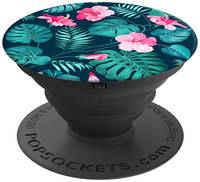 Кольцо-держатель Popsockets Hibiscus (101231)