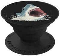 Кольцо-держатель Popsockets Shark! (101793)