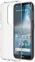 Чехол Nokia Clear Case для 4.2, (CC-142)