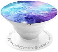 Кольцо-держатель Popsockets Monkeyhead Galaxy Light (101747)