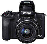 Системный фотоаппарат Canon EOS M50 EF-M15-45 IS STM Kit