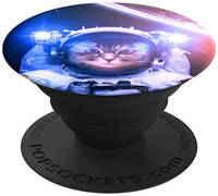 Кольцо-держатель Popsockets Catstronaut (101239)