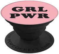 Кольцо-держатель Popsockets GRL PWR (800157)