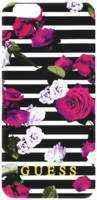 Чехол-крышка Guess Printed для iPhone 6, пластик, ″розы″