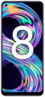 Realme 8 128GB Кибер-серебро