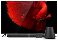 Телевизор Xiaomi Mi TV 4 65 дюймов + аудиосистема (Русское меню)