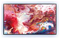 Экран для лазерного проектора улучшающий картинку Mivision UST ALR Fixed Frame Screen 150 дюймов 4K 16:9