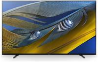 Телевизор Sony XR-55A80J, 55″, 4K, OLED