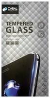 Защитное стекло для Samsung Galaxy A 8s Cabal полноэкранное черное