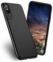 Apple Пластиковая накладка для iPhone X/XS Usams Jay Series черная