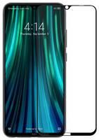Защитное стекло для Xiaomi RedMi Note 8T Cabal полноэкранное черное