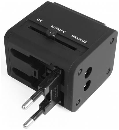 Сетевое зарядное устройство Avantree CGTR-851, 2xUSB, 2,1 A, (CGTR-851-BLK)