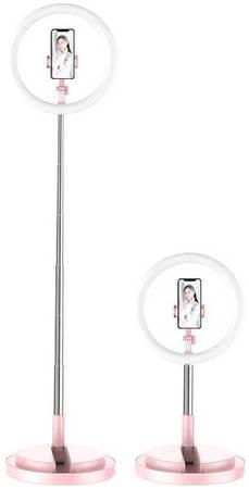 Кольцевая лампа Light Live Beauty, 29 см, W0314
