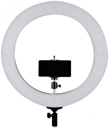 Кольцевая лампа FST RL-48RGB, 48 см