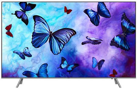 Телевизор Samsung QE75Q6FNAUXRU (75″, 4K, VA, Edge LED, DVB-T2/C/S2, Smart TV)