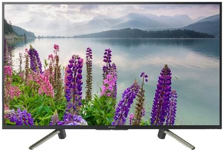 Телевизор Sony KDL-43WF805 (43″, Full HD, VA, Edge LED, DVB-T2/C/S2, Smart TV)
