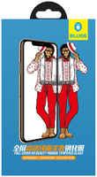 Зеркальное Стекло Blueo 2.5D Mirror glass 0.26 mm для iPhone 11 Pro Max/XS Max Black