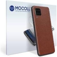 Пленка защитная MOCOLL для задней панели Huawei P10 Кожа Коричневая
