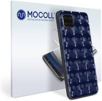 Пленка защитная MOCOLL для задней панели Huawei Y5P Кошачий глаз Синий
