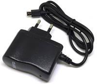 Блок питания, 220В на 5В / 2.1А, Buro XCJ-021-EM-2.1A, с кабелем micro USB 1м