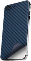Пленка защитная гидрогелевая Krutoff для Xiaomi Redmi 4X задняя сторона (карбон синий)