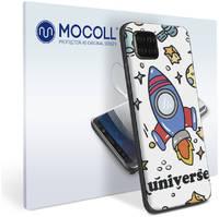 Пленка защитная MOCOLL для задней панели Huawei Enjoy 8E Lite Рисунок ракета