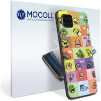 Пленка защитная MOCOLL для задней панели Huawei Enjoy 7 Рисунок овощи