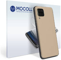 Пленка защитная MOCOLL для задней панели Huawei Maimang 6 Кожа Белая