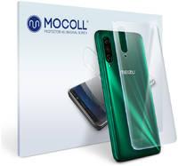 Пленка защитная MOCOLL для задней панели Meizu 18Pro Прозрачная матовая