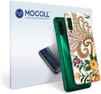Пленка защитная MOCOLL для задней панели Meizu M3S Богемный узор Планта
