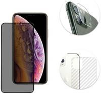 GCR Комплект защитных стекол 3 в1 для iPhone 11 pro GCR-GLASS-K