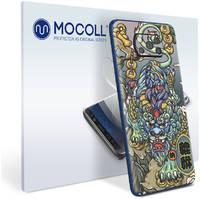 Пленка защитная MOCOLL для задней панели Xiaomi Poco F3 Рисунок дракон